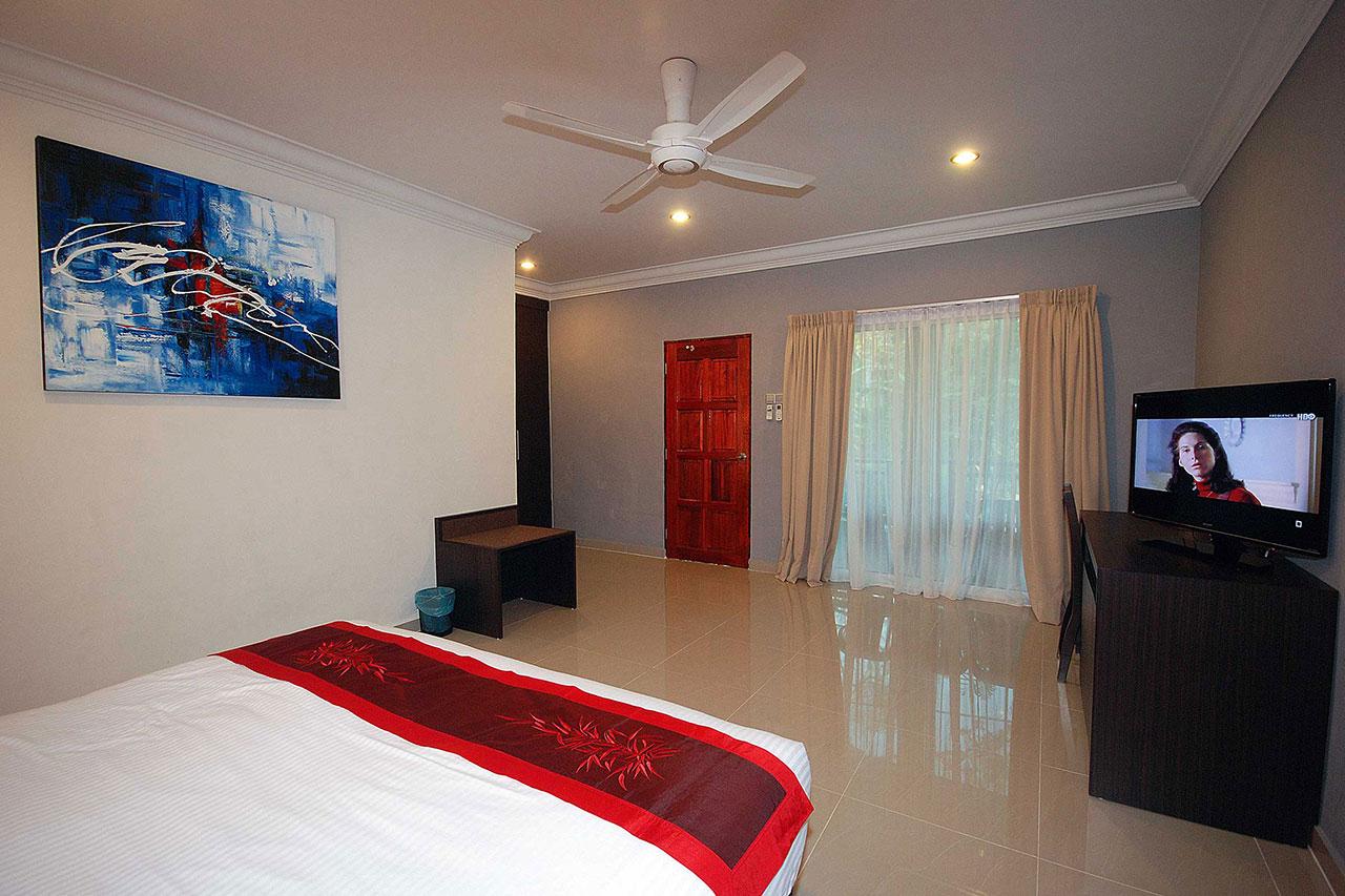 Tioman Dive Resort - Deluxe Double