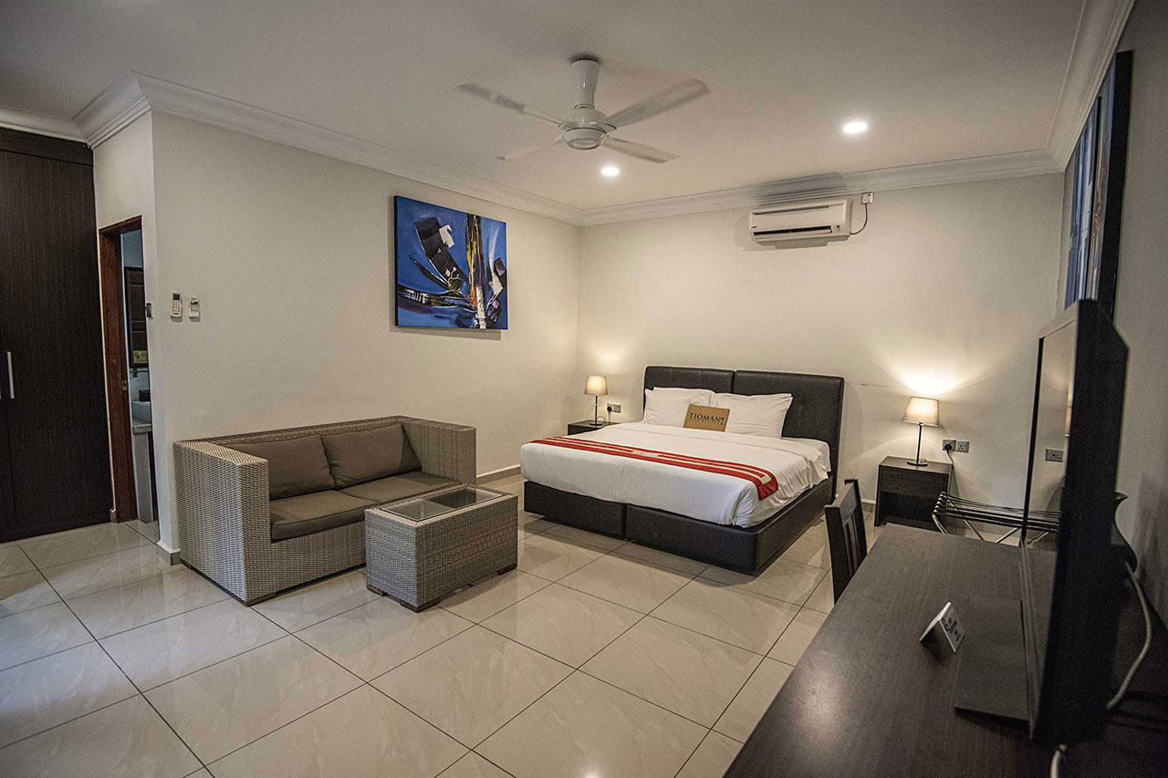 Tioman Dive Resort - Executive Double