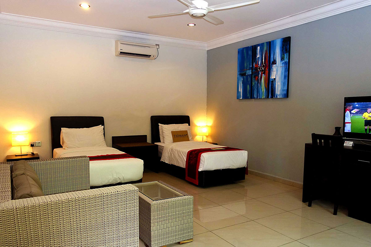 Tioman Dive Resort - Executive Twin