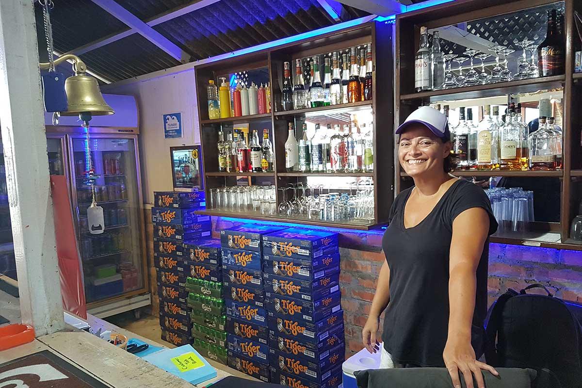 B&J Tioman - Beach Bar